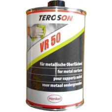 Очиститель-разбавитель для клеев TEROSON VR 50, банка 1 л
