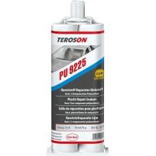 Клей 2К для ремонта деталей из пластика TEROSON PU 9225, картридж под пистолет 2х25 мл