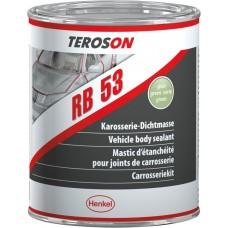 Герметик кузовной TEROSON RB 53 светло-серый, банка 1,40 кг